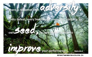 Defeat-Adversity-Improve