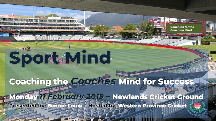 Coaching the Coaches Mind